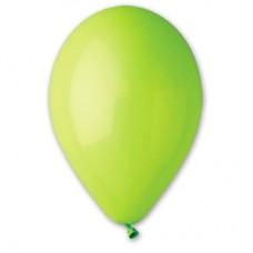Шарики поштучно светло зеленые