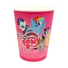 Стаканы Little Pony 10шт/уп