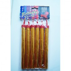 Свечи в торт фейерверк 15см (6шт/уп)