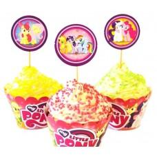 Набор для капкейков Little Pony