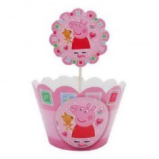 Набор для капкейков Свинка Пеппа (Peppa Pig)