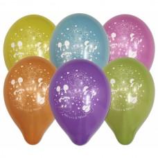 Воздушный шарик Мини Маус, 30см, поштучно