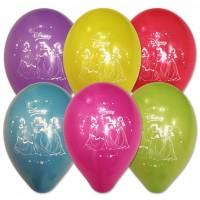 Воздушный шарик Принцессы, 30см, поштучно