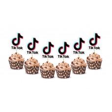 Набор для кексов и сладостей Тик Ток (Tik tok)