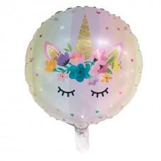 Фольгированный шарик с Единорог